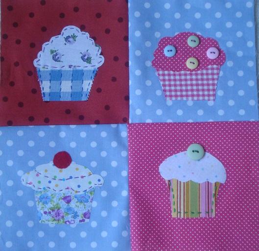 cupcake sewing