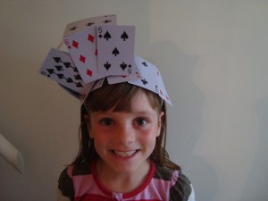 card fascinator