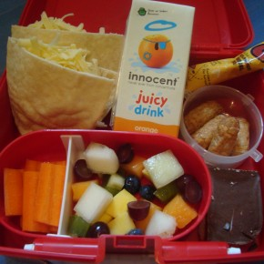 What's in your lunch box?