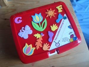 grace's lunchbox