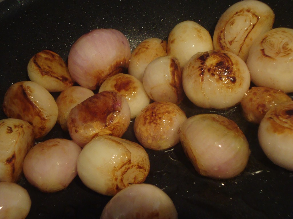 how to cook shallots in a slow cooker