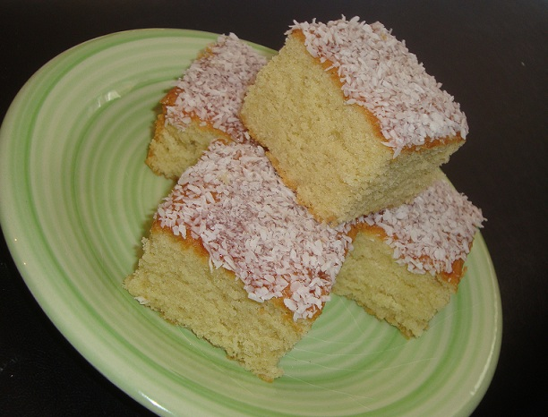 Coconut Sponge Cake Recipe