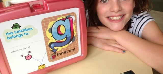 Innocent Alphabet Champions - Letter G