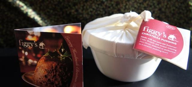 Figgy's Christmas Pudding